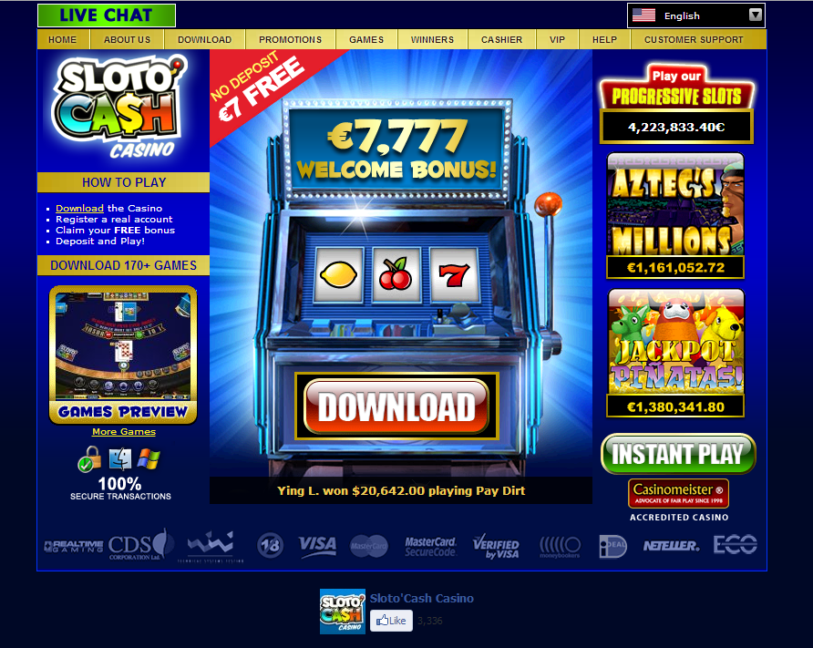 Play Casino Real Money - Casino Slots