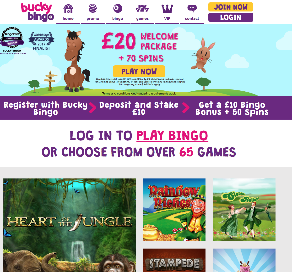 Online casinos with fluffy favourites